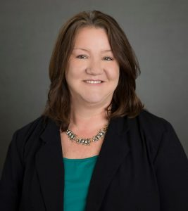 Mary Pemberton, Finance Director