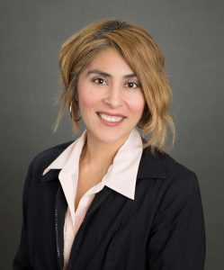 Maricela Arce, Intern