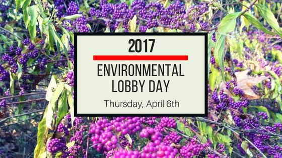 2017 Environmental Lobby Day
