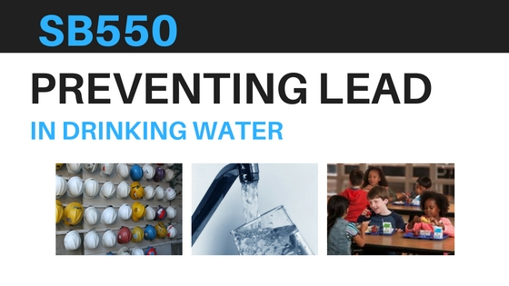 Preventing Lead in Drinking Water