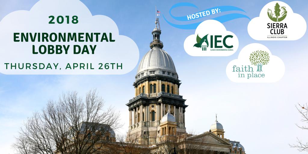 2018 Environmental Lobby Day