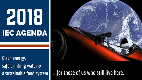 2018 Legislative Agenda