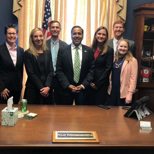 IEC with Congressman Krishnamoorthi