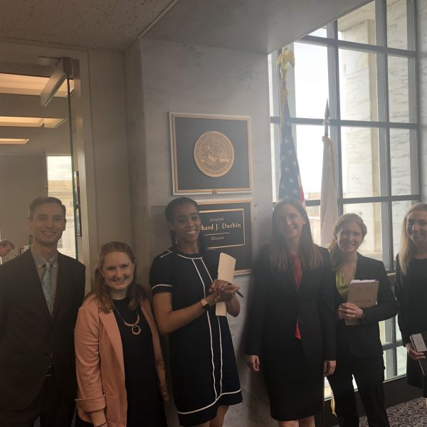 IEC with Senator Durbin's Staff