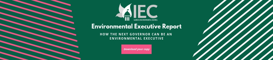 IEC's Environmental Executive Report includes backgrounds on key environmental issue areas and specific recommendations for how the Governor can protect the environment in their role.