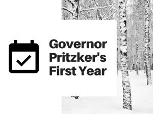 Governor Pritzker's First Year