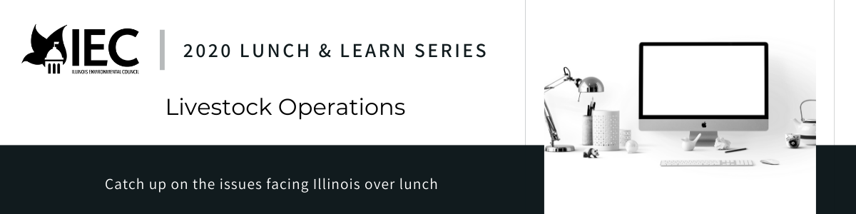 page banner for Livestock Operations Lunch & Learn